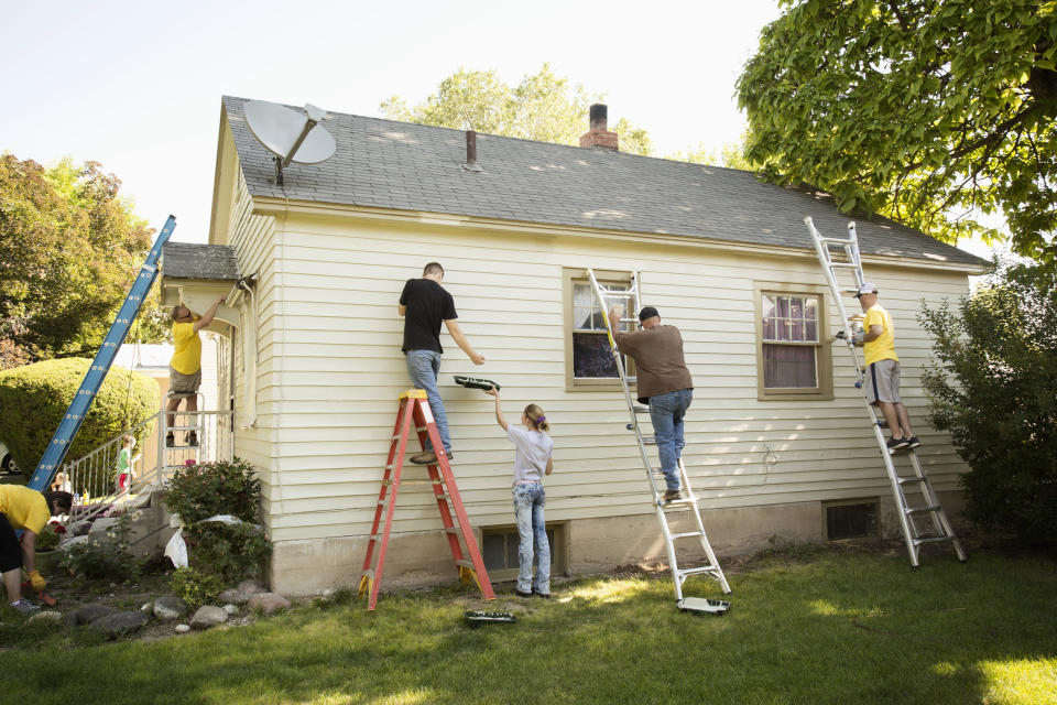 Before you renovate, go through this checklist. (Photo: Getty)