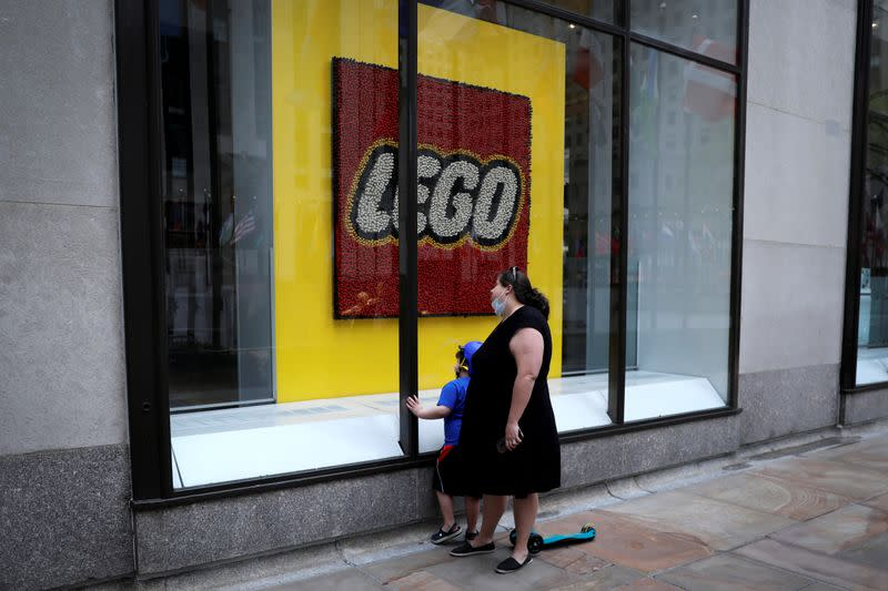 Toymaker Lego joins ad boycott campaign