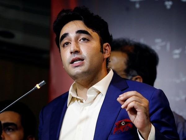 PPP chairman Bilawal Bhutto (Credit: Reuters)