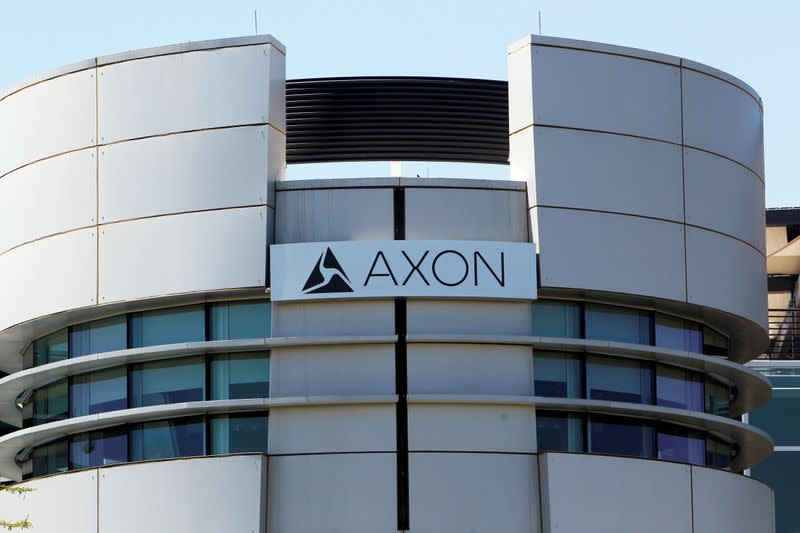 FTC challenges police body camera maker Axon's acquisition of rival Vievu