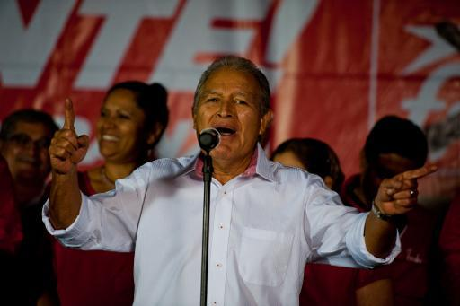 EL SALVADOR-VOTE-POLITICS
