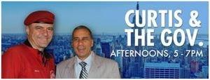 Former New York Governor David Paterson Joins Air Staff at AM 970 The Answer