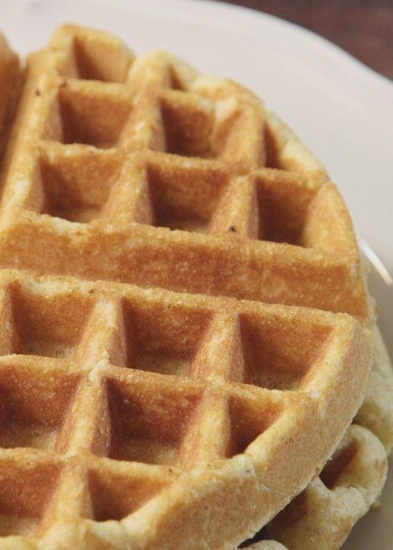 """<p>Your favorite Southern bread—no baking required.</p><p>Get the recipe from <a href=""""https://www.delish.com/cooking/recipe-ideas/recipes/a48120/cornbread-waffles-recipe/"""" rel=""""nofollow noopener"""" target=""""_blank"""" data-ylk=""""slk:Delish"""" class=""""link rapid-noclick-resp"""">Delish</a>.</p>"""