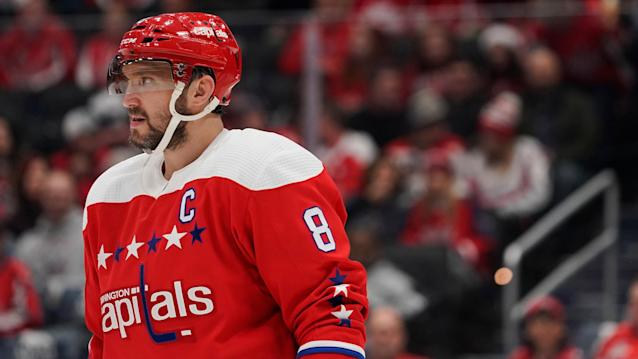 Washington Capitals captain Alex Ovechkin proved them wrong in 2018. (Photo by Patrick McDermott/NHLI via Getty Images)