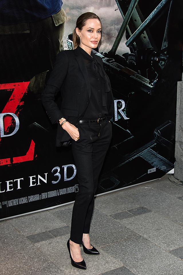 World War Z - Paris Premiere - Red Carpet Arrivals