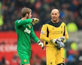 <p>Another of Liverpool's Spanish stars, arguably the best Reds keeper in the Premier League era. </p>