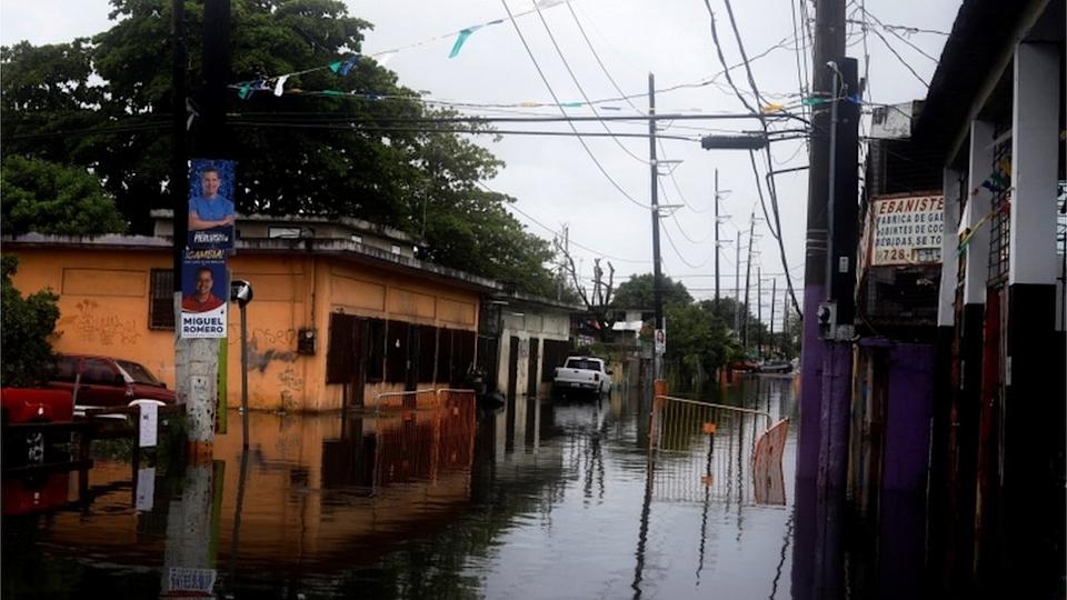 Many are without power in Puerto Rico after Isaias
