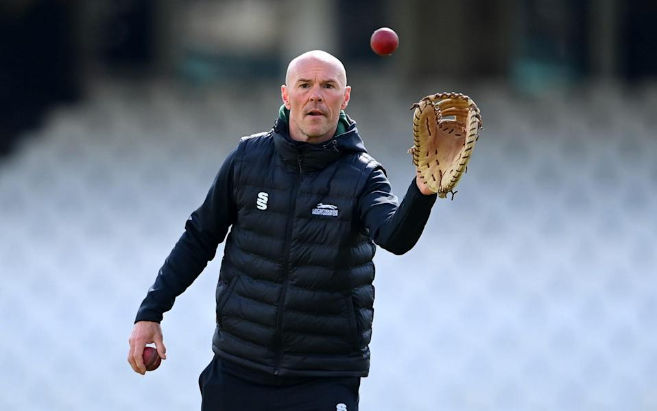 Paul Nixon interview: Coded signals, coaching ambitions and using data to plot T20 success at Leicestershire - GETTY IMAGES