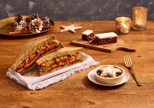 Costa's vegan range looks beyond delicious. [Photo: Costa]