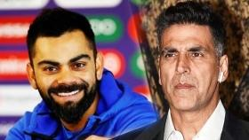 With Rs 1,691 crore, Virat Kohli defeats Akshay Kumar as India's most valuable celebrity