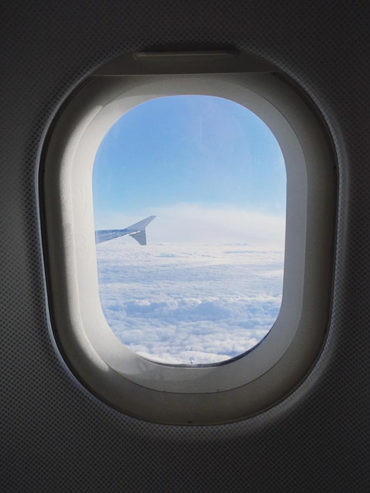 These tiny holes at the bottom of each window are also lifesavers as they reduce the pressure on the middle window pane so that the outer pane takes the force of the cabin pressure.