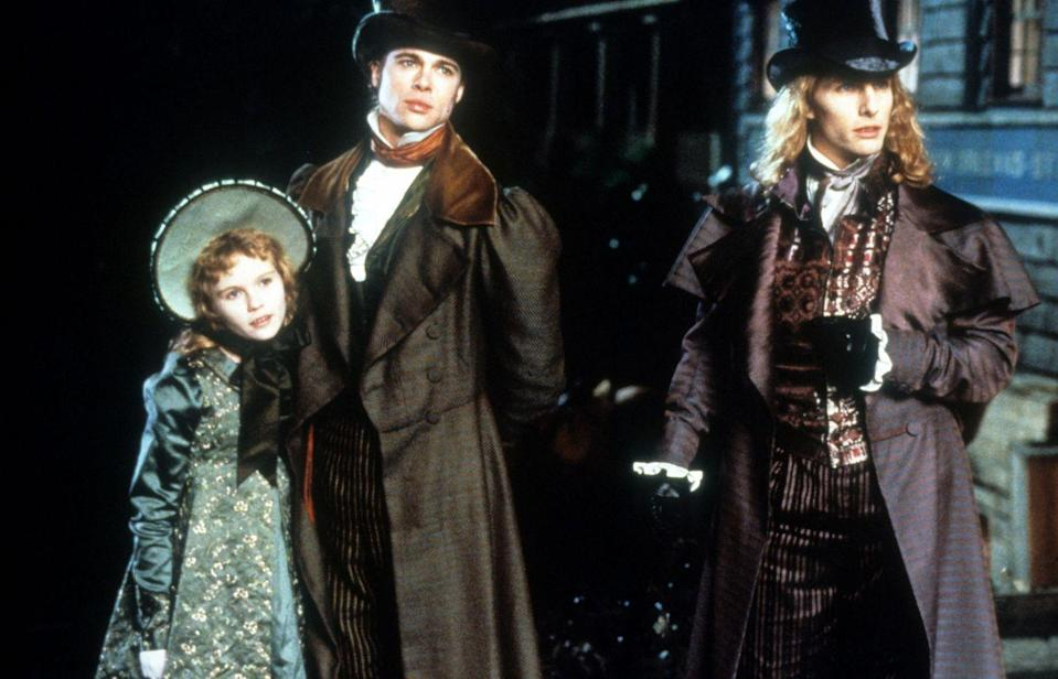 <p>There are a few good scares to be had in this film adaptation of Anne Rice's beloved book, but really, the scariest aspect is the casting of Tom Cruise as Lestat. Are Scientologists even allowed to be vampires? </p>