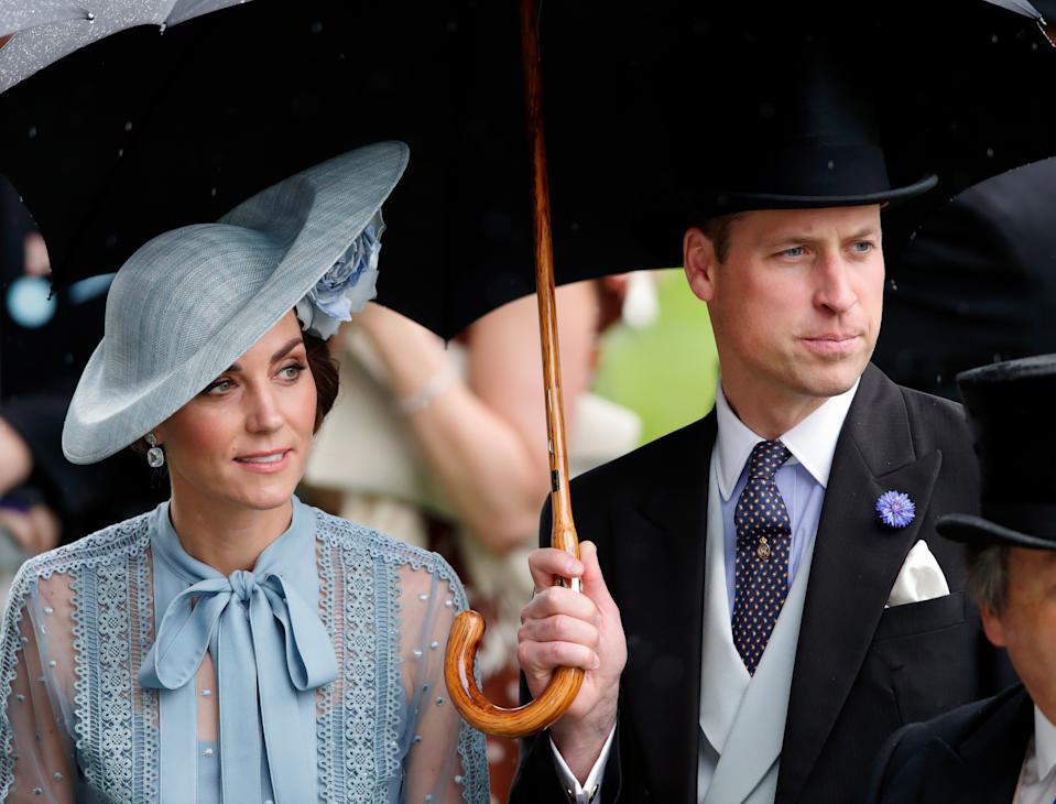 Kate Middleton and Prince William have sent a legal letter to Tatler Magazine over 'false' claims. Photo: Getty Images