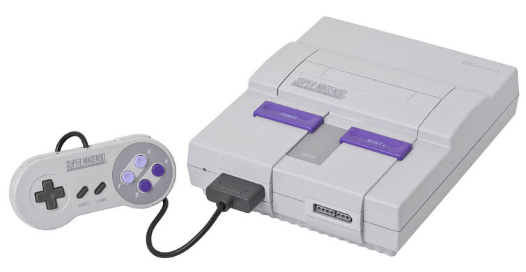 Is a mini SNES coming for Holiday 2017?