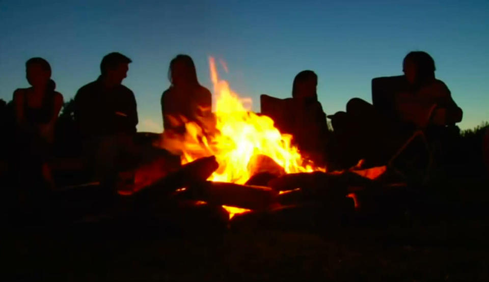 Out camping? Here's how to safely put out your campfire