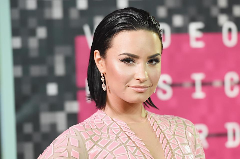 """Demi Lovato has been rushed to hospital over a suspected heroin overdose, but is now reportedly """"stable""""."""