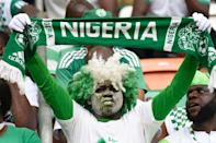 Nigeria are closing in on a sixth World Cup appearance (AFP Photo/PIUS UTOMI EKPEI)