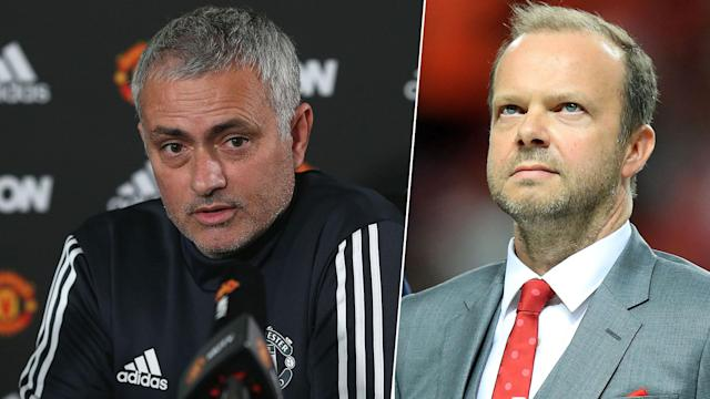 Ed Woodward is ready to reward Jose Mourinho for his good work at Manchester United
