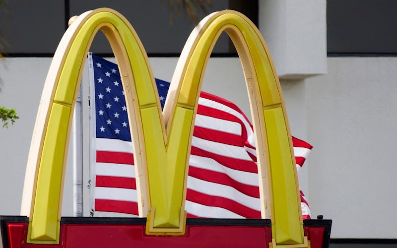 The US embassy in Austria has signed an agreement with McDonald's to provide help to American citizens - Copyright 2017 The Associated Press. All rights reserved.