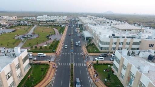 Nearly three years after Prime Minister Narendra Modi lay the foundation stone for the greenfield city, Amaravati is largely deserted