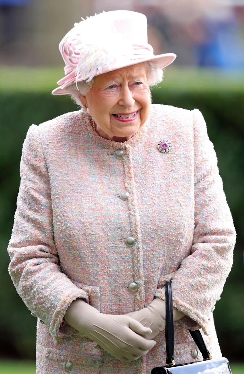 The Queen has an unusual way of getting out of awkward conversations. Photo: Getty Images