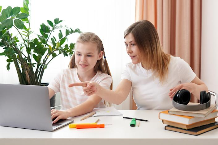 Distance learning is hard enough for kids and caretakers. Yahoo Plus Tech can make things a whole lot easier. (Photo: subscriptions.yahoo.com)