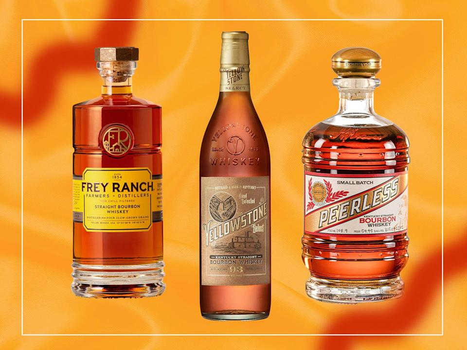 <p>The spirit must be made in the US from a minimum of 51 per cent corn and aged in charred new oak to qualify as a bourbon</p> (The Independent/iStockphoto)