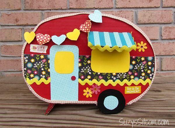 "<p>We're crazy for campers, which is why this creative Valentine box consisting of decoupaged cardboard cutouts caught our eye. </p><p><strong>Get the tutorial at <a href=""https://suzyssitcom.com/2015/02/create-a-happy-camper-valentine-card-box.html"" rel=""nofollow noopener"" target=""_blank"" data-ylk=""slk:Suzy's Artsy-Craftsy Sitcom"" class=""link rapid-noclick-resp"">Suzy's Artsy-Craftsy Sitcom</a>.</strong></p><p><strong><a class=""link rapid-noclick-resp"" href=""https://www.amazon.com/Mod-Podge-CS11302-Original-16-Ounce/dp/B001IKES5O?tag=syn-yahoo-20&ascsubtag=%5Bartid%7C10050.g.25844424%5Bsrc%7Cyahoo-us"" rel=""nofollow noopener"" target=""_blank"" data-ylk=""slk:SHOP MOD PODGE"">SHOP MOD PODGE</a><br></strong></p>"