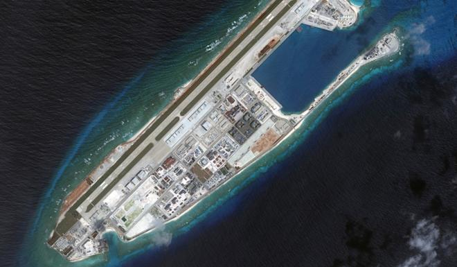 Chinese sea power is venturing far from Beijing's possessions in the Spratly Islands. Photo: AP