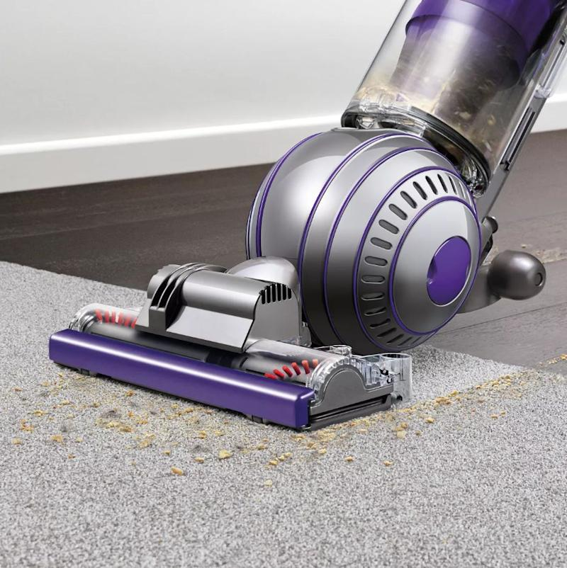 "As lovable as our furry babies can be, they can leave so much pesky pet hair everywhere. But Dyson could come to the rescue with this vacuum, which has a&nbsp;cleaner head that automatically adjusts from carpets to hardwood floors. <a href=""https://fave.co/2K62HOy"" target=""_blank"" rel=""noopener noreferrer""><strong>Originally $500, get it for $300 at Target</strong></a>. (Photo: Target)"