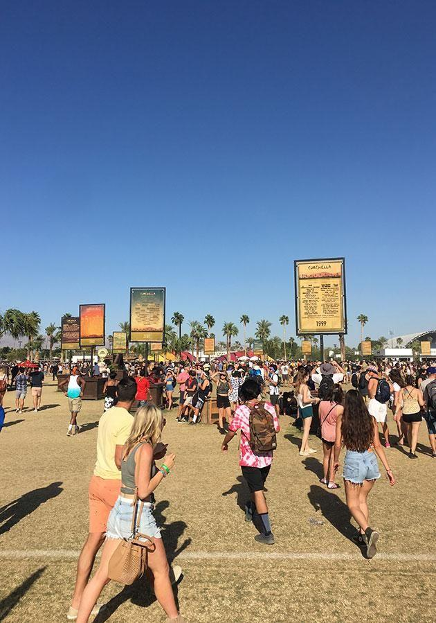 See all these people? They're going to lineup for things you want too. Source: Supplied