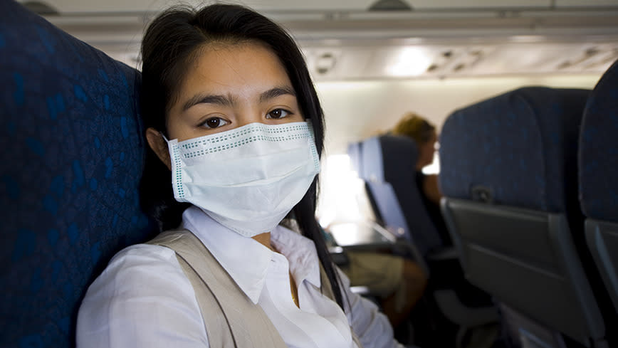 Let's face it. Planes are gross. Photo: iStock