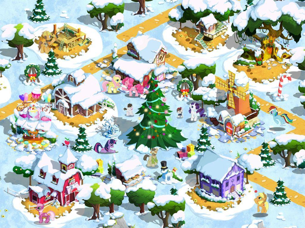 My Little Pony iOS Android holiday update