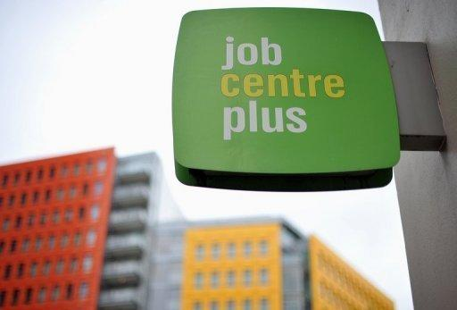 It is the biggest quarterly fall in UK unemployment since 2001