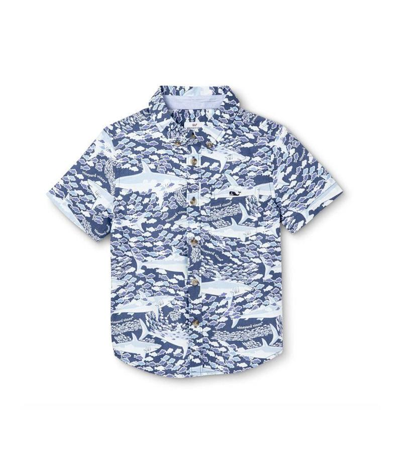 Vineyard Vines for Target Toddler Boys' School of Sharks (Photo: Target)