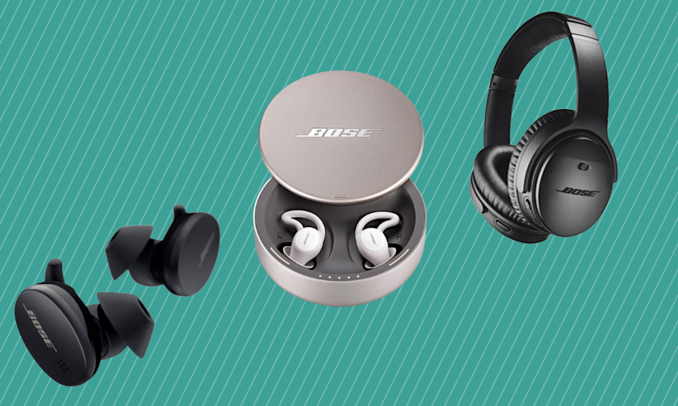 Got sound? Bose does — in all shapes and sizes. (Photo: Amazon)