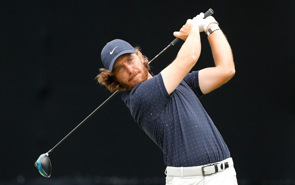 Tommy Fleetwood is expected to represent Team GB - GETTY IMAGES