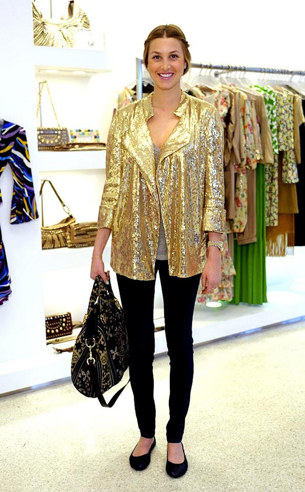 """Golden Girl"" Blanche Devereaux wouldn't be caught dead in Whitney Port's grotesquely bedazzled blazer. Stefanie Keenan/<a href=""http://www.wireimage.com"" target=""new"">WireImage.com</a> - March 23, 2009"