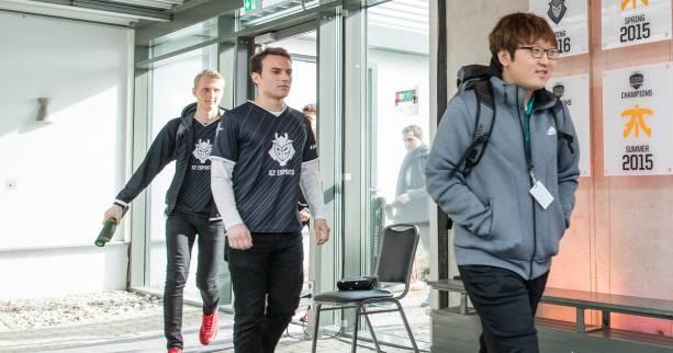 eSport - eSport : sur League of Legends, G2 et les Unicorns of Love ont rendez-vous en finale des LCS