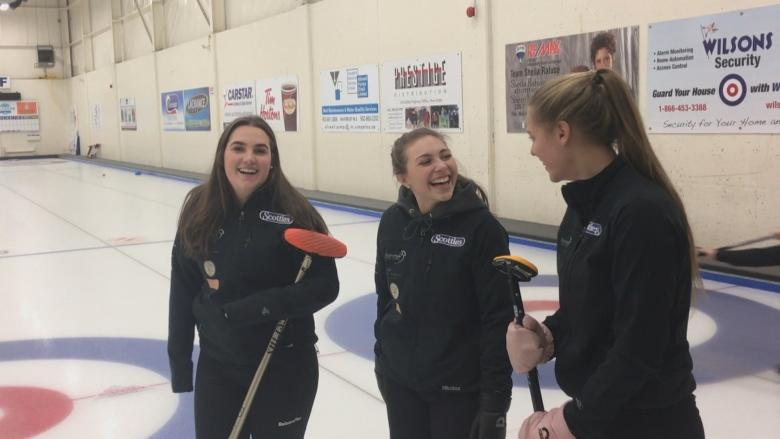 Teen team becomes youngest ever to qualify for Nova Scotia Scotties
