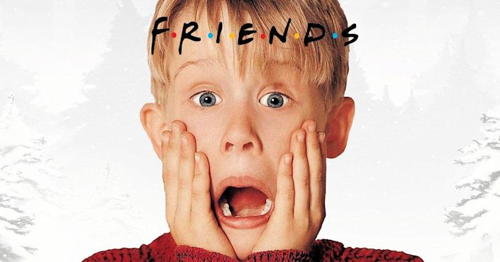 """""""Home Alone"""" and """"Friends"""" are connected in a really unexpected way"""