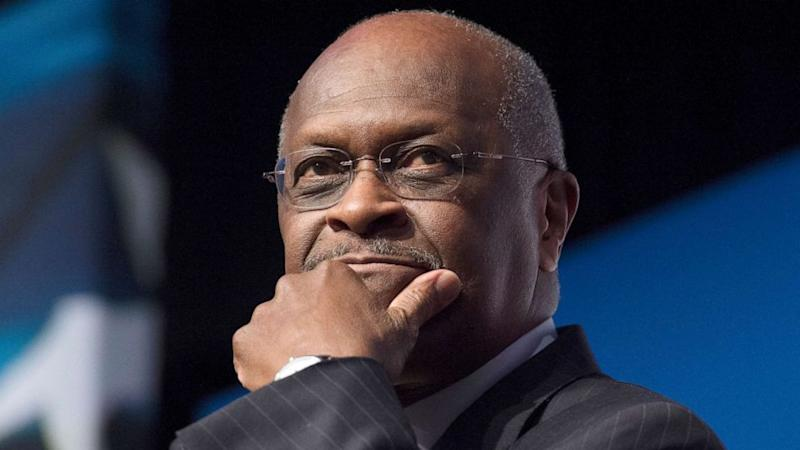 Herman Cain's Twitter account, still active after his death, deletes post questioning COVID-19 mortality rate