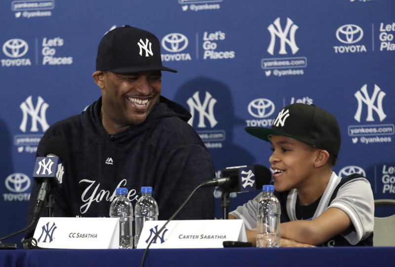 CC Sabathia confirms he ll retire following 2019 season 6bc65dea0b0