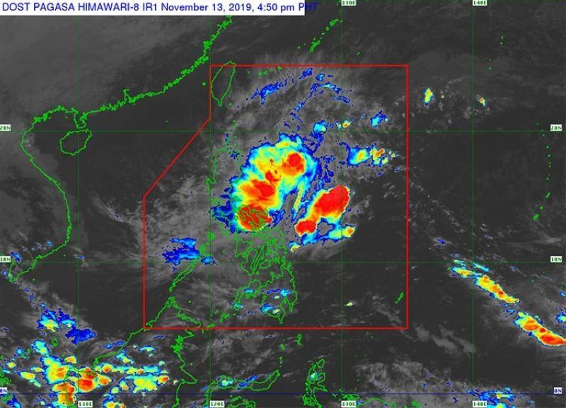 'Ramon' slows down; Catanduanes now under storm signal no. 2