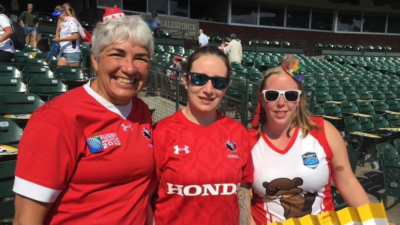 Colourful fans and fast-paced rugby? Only at sevens