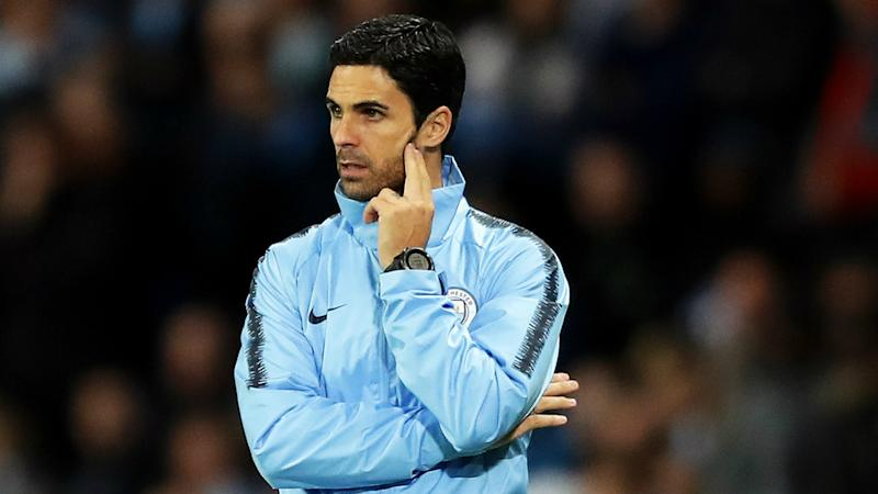 Arteta refuses to make excuses for Manchester City's Lyon loss