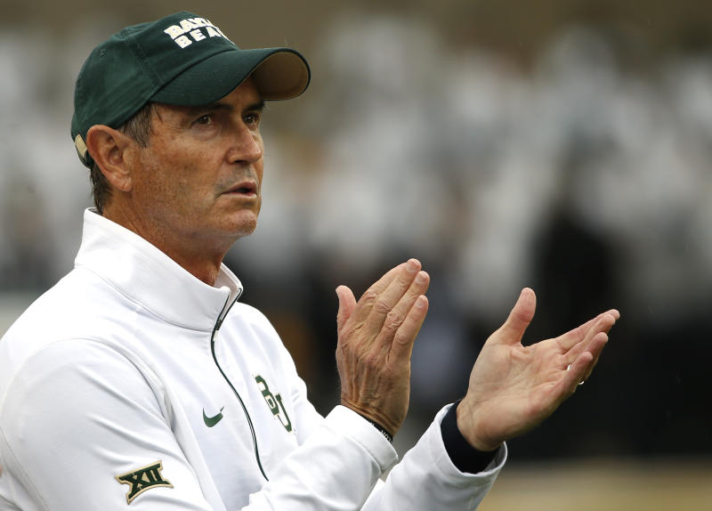 Lane Kiffin: Art Briles 'absolutely not' consultant for FAU