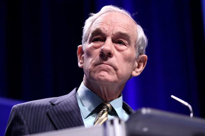 Ron Paul claps back at anti-crypto congressman 06f0cb1490041b9d6b6e89a08c3a3c64