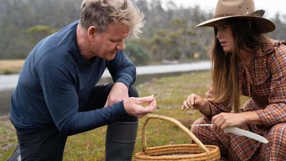 In 'Uncharted', Celebrity Chef Gordon Ramsay travels around the world to immerse himself into different cultures and cuisines.