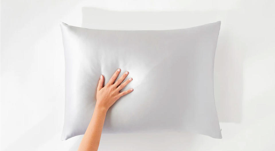 Silk Pillowcase (Photo: Casper)
